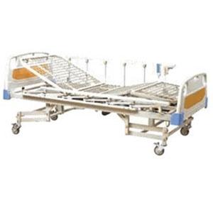 CAMA HOSPITALARIA  ELECTRICA 5 POSICIONES TRENDELENBURG BASE DE REJILLA – C3238