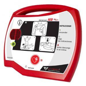 AED (DESFIBRILADOR EXTERNO AUTOMATICO) Mod. PGT-RAED – PGT-RAED