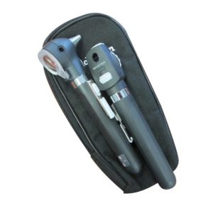 EQUIPO DIAGNOSTICO LED 3 LUMENS NEGRO Mod.WA92871BLK