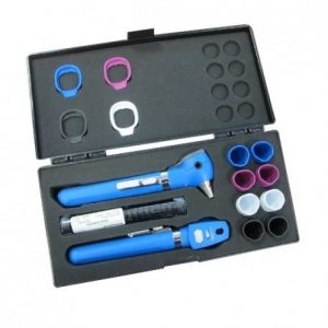 EQUIPO DIAGNOSTICO LED PLUS 6 LUMENS AZUL  Mod. WA92880BLU