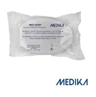 Jabón Neutro Adicionado con Glicerina De 100 G. en empaque individual – MED65100