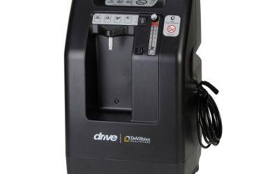 CONCENTRADOR DE OXIGENO 525DS DEVILBISS5L – R-C525DSDR